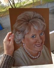 Портрет,  шарж на заказ 14, 23 февраля ,  8 марта,  или день рождения!