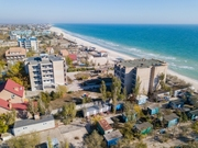 Продам базу отдыха на берегу Азовского моря в пгт. Кирилловка Запорожс