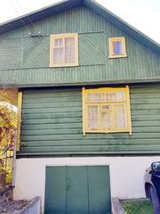 Дача около ж/д станции Пралески,  Молодеченское напр.,  25 км от МКАД.