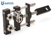 Инструмент для снятия полупроводящего экрана на кабелях с изоляцией из