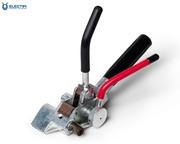 Инструмент ИНТу-20 для натяжения стальной ленты на опорах