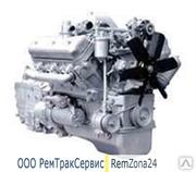 Двигатель ДВС ЯМЗ 236 НЕ2 из ремонта с обменом
