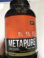 Протеин QNT METAPURE ZC