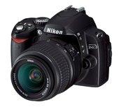Продам Nikon D40 kit 18-55 mm